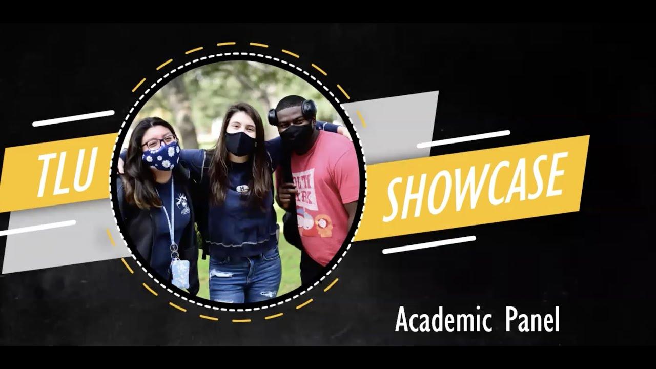 Download TLU Showcase: Academic Panel
