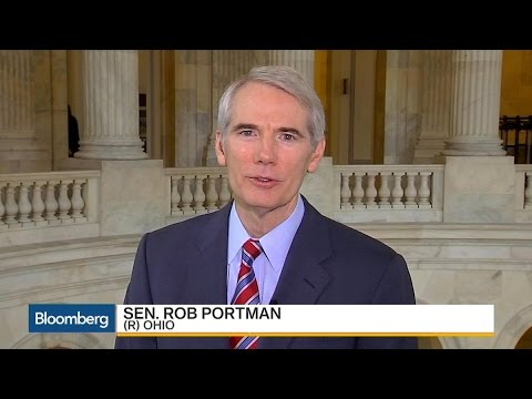 Sen. Portman Says Seeking Independence in FBI Leader