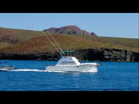 40' Twin Diesel Lures Interior Walk Through - SeaScape Charters - Bare Boat Charters BCS Mexico