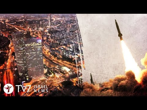 Iran threatens to destroy two main Israeli cities - TV7 Israel News 12.02.19