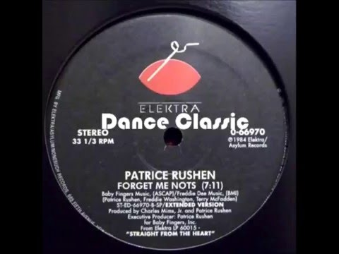 Patrice Rushen - Forget Me Nots (Extended Version)