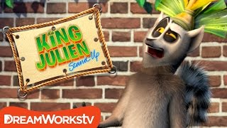 No Fly Zone | KING JULIEN STAND UP