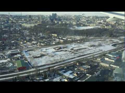 Tallinn linnulennult