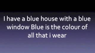 blue da ba dee eiffel 65 lyrics