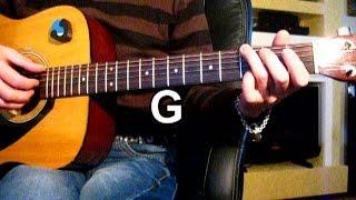Машина времени - Родной дом Тональность ( G ) Как играть на гитаре песню