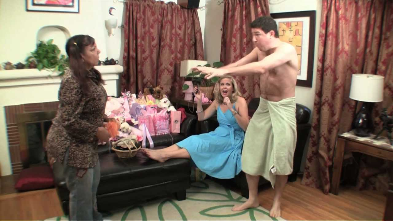 The Nanny Interviews Episode 3 The Post Baby Shower Interview