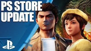 PlayStation Store Highlights - 20th November 2019