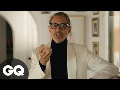 Jeff Goldblum Takes Hilarious Citizenship Test And Fails Miserably  GQ