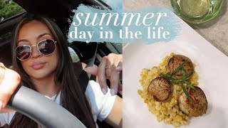 A LITTLE FITNESS + SUMMER WINING + DINING W/CHEF STEPH