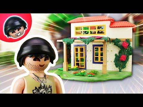 KARLCHEN KNACK #94 - Karlchen auf Haussuche - Playmobil Polizei Film