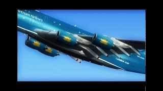 Airbus A380 - Vietnam Airlines