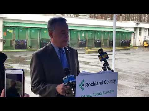 Rockland County Executive Ed Day lambasted the Village of Spring Valley for their seeming refusal to pay their share of funding for the Hi Tor Animal Care Center.