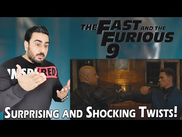 Fast & Furious 9 – Official Trailer Trailer Review & Reaction | IamFawad