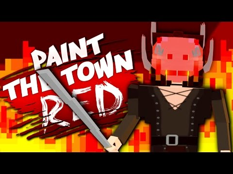 DANCE WITH THE DEVIL - Best User Made Levels - Paint the Town Red