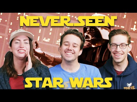 Adults Watch THE EMPIRE STRIKES BACK For The First Time