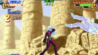 King of Fighters 2000 Playthrough [Part 1]