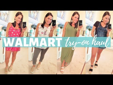 c36766d958a WALMART TRY-ON HAUL | SPRING & SUMMERWALMART TRY-ON HAUL | SPRING & SUMMER  Hi Friends! Today I am sharing one of my favorite videos, a