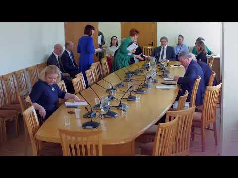 2019-04-24 Švietimo ir mokslo komiteto posėdis