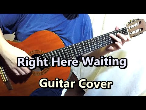 Right Here Waiting - Richard Marx (Guitar Cover) Mp3