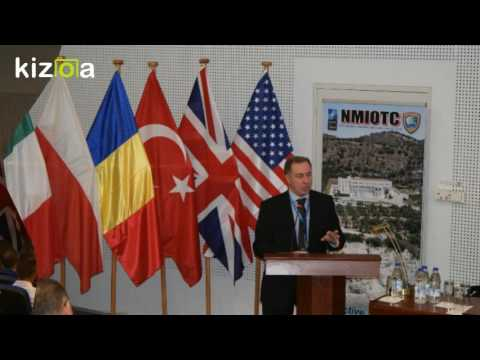 Kizoa Movie - Video - Slideshow Maker: NATO - CYBER SECURITY IN THE MARITIME DOMAIN CONFERENCE - OC