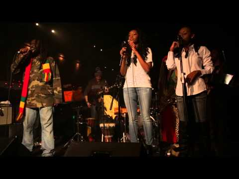CHEZIDEK live in Quebec City 2013 Part 2: save my life, inna de road