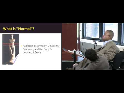 The Intersectional Nature of Disability - Lloyd Shelton