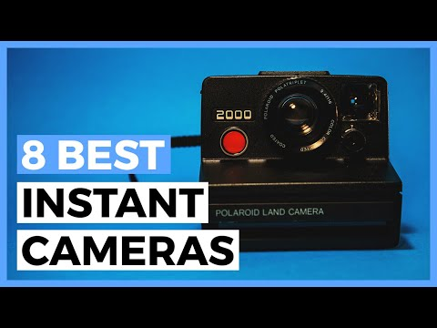 8 Best Instant Cameras in 2020 What is the Best Polaroid Camera Right Now?