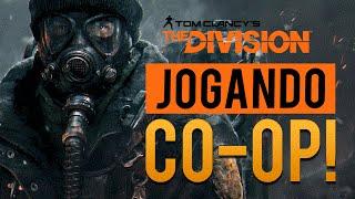 The Division - Fica MELHOR Jogando MULTIPLAYER! (PC Gameplay PT-BR Português)