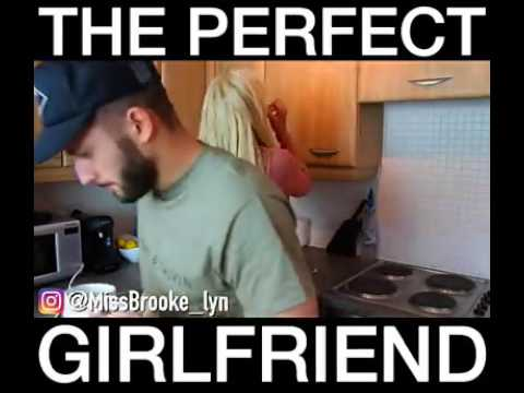 hqdefault the perfect girlfriend 😱😱😱 credit brookelyn x woody & kleiny