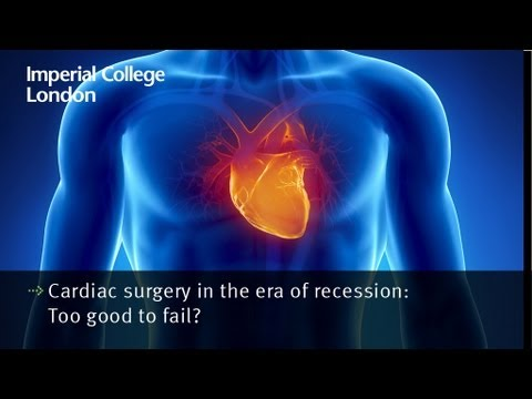 Cardiac surgery in the era of recession: Too good to fail?