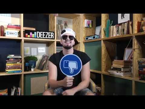 LIVE Facebook - Luan Santana no escritório da Deezer - 09.10.2017