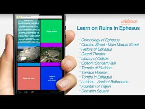Ephesus Travel App by www.turkeytravelapps.com