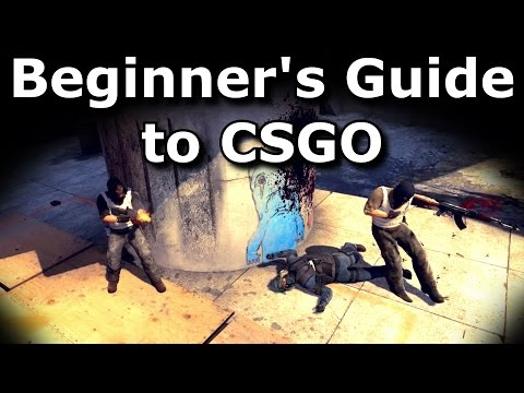Basic CS:GO Tutorial - Beginners Guide