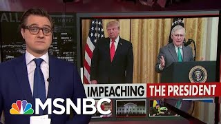 Chris Hayes On The 'Damning' Emails Sent Right After The Ukraine Phone Call | All In | MSNBC
