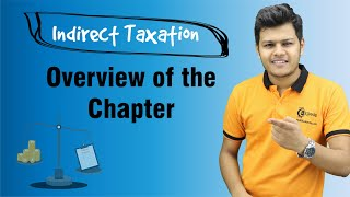 Overview of the Chapter   Supply Under GST    ndirect Taxation