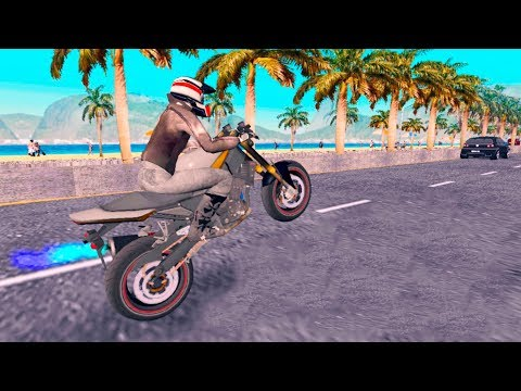 Bike Racing Games - RIO Moto Racing 3D - Gameplay Android free games