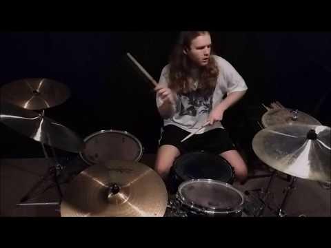 Download Code Orange - Underneath Drum Cover Mp4 baru
