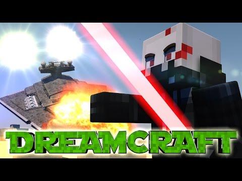 Minecraft | Dream Craft - Star Wars Modded Survival Ep 95