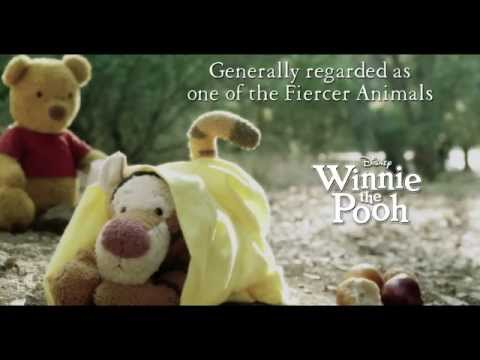 WINNIE THE POOH | Smackerel 05: Generally regarded as 1 of the fiercer animals | Official Disney UK