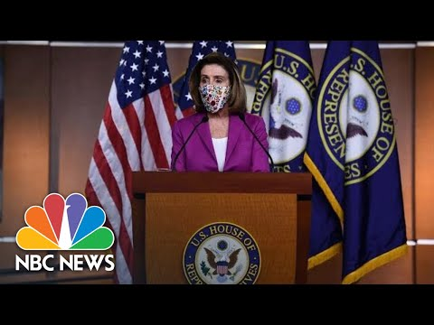 House Speaker Pelosi Holds News Conference | NBC News