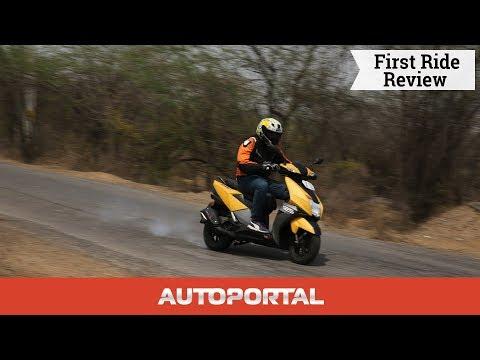 TVS NTorq 125 - Road Test Review - Autoportal