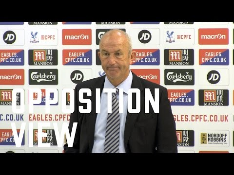 Opposition view: Tony Pulis