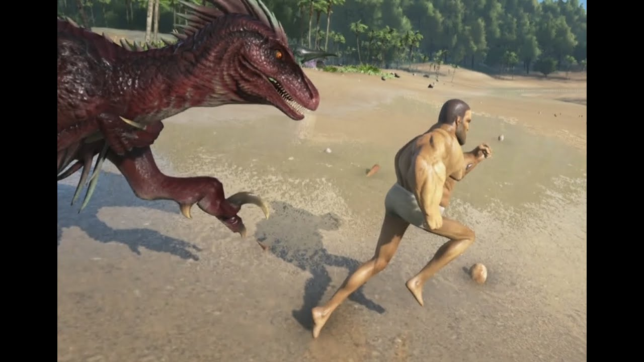 how to get started ark ps4