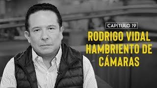 Las mentiras de Rodrigo Vidal para llamar la atención...