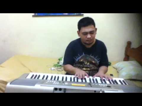 Kamikazee - Girlfriend Cover On Piano