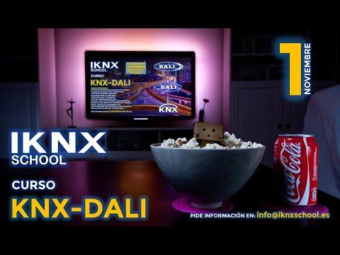 ¿Conoces KNX-DALI?