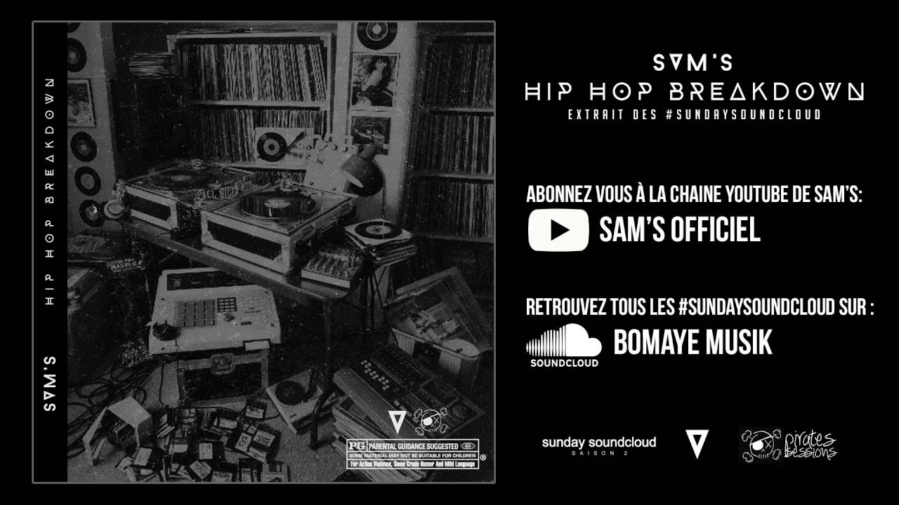 Sam's - Hip Hop Breakdown (Audio officiel)