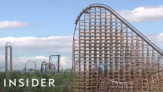 Ohio Is The Roller Coaster Capital Of The World