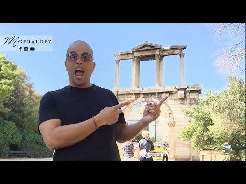 (Athens) Greece Tour. Athens & Thessaloniki Tourist Attractions. Acropolis. Parthenon. White Tower.