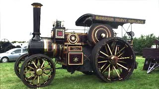 Traction Action: Traction Engines at the West Oxfordshire Steam Rally